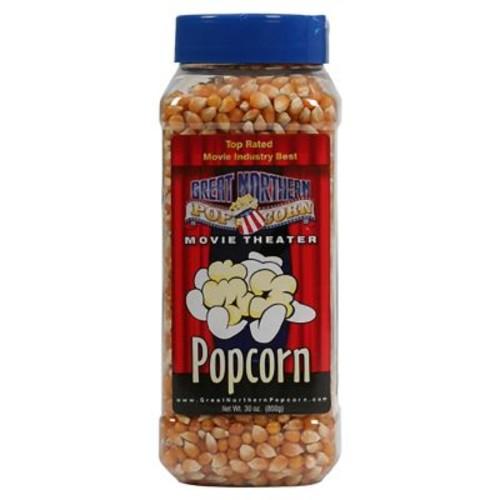 Great Northern Popcorn Premium Yellow Popcorn 30 Ounce Gourmet Popping Corn
