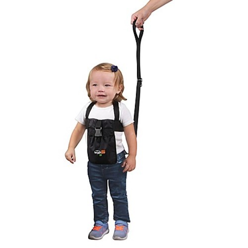 Leachco Ride 'N Stride 2-Way Safety Harness in Black