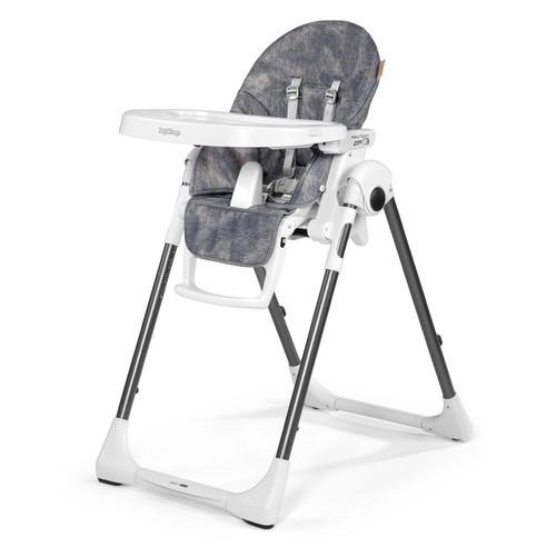 Peg Perego USA Prima Pappa Zero 3 High Chair, Baby Dot Beige [Baby Dot Beige]