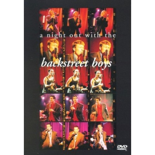 Night Out With the Backstreet Boys (DVD)