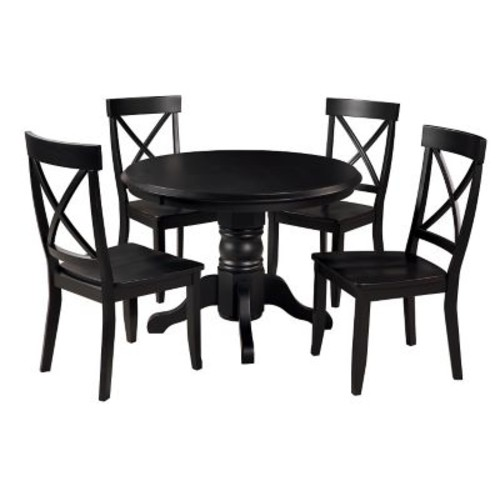 Home Styles Pedestal Dining Set