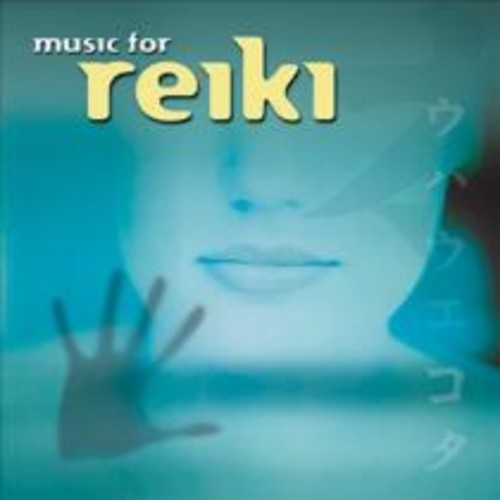 Music For Reiki-Various-CD