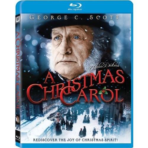 A Christmas Carol [Blu-ray]: George C. Scott, Susannah York, David Warner: Movies & TV