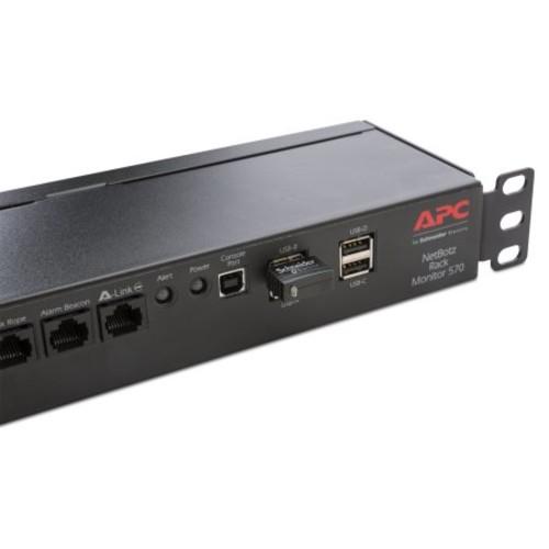 APC / Schneider Electric - NBWC100U - NetBotz - Wi-Fi Adapter - USB - 2.40 GHz ISM - External