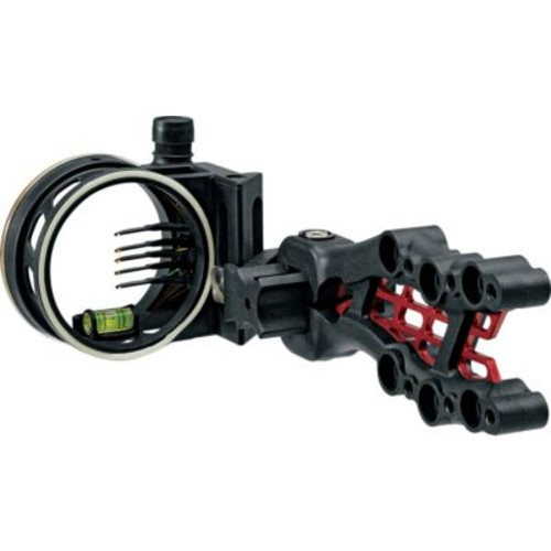TRUGLO Carbon Hybrid Five-Pin Bow Sight