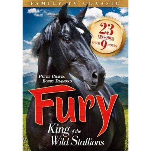 Fury:23 episodes (DVD)