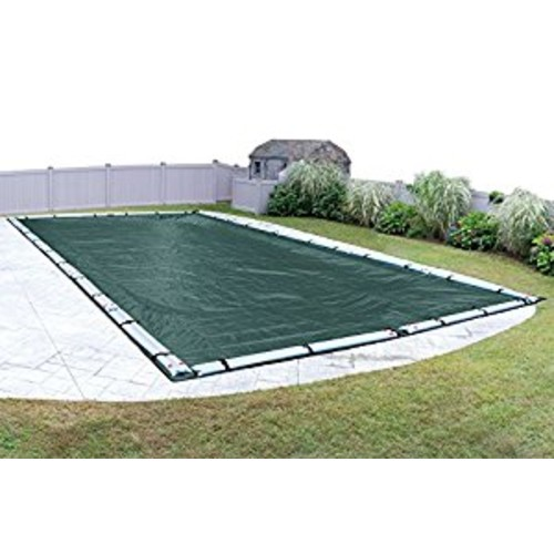 Robelle 391632R Supreme Plus Winter Cover for 16 by 32 Foot In-Ground Pools