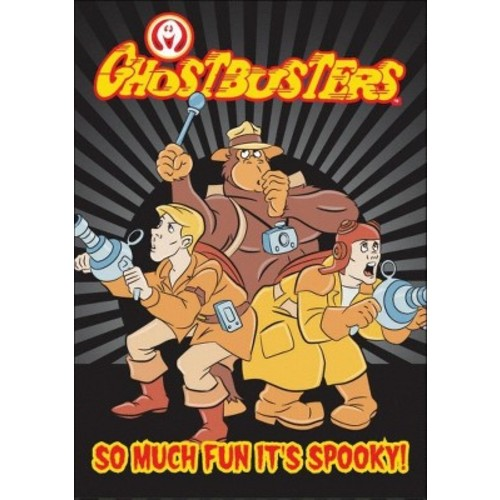 Filmation's Ghostbusters: So Much Fun, It's Spooky!