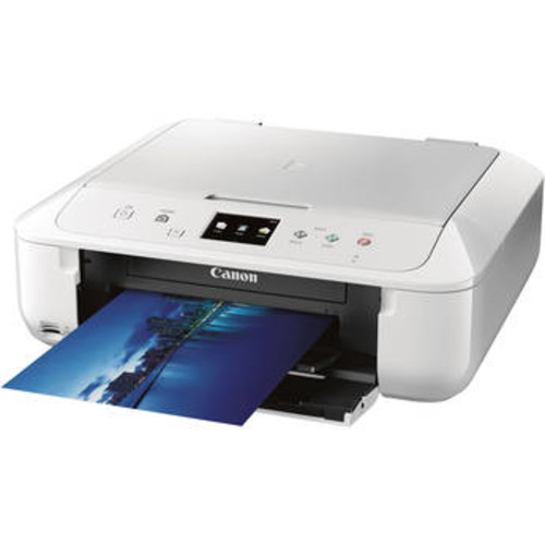 PIXMA MG6820 Wireless Photo All-in-One Inkjet Printer (White)