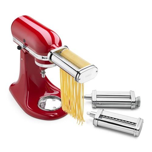 2-Piece Pasta Cutter Attachment Set #KSMPCA