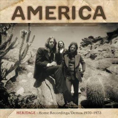 Heritage: Home Recordings/Demos 1970-1973 [CD]