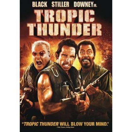 Tropic Thunder [DVD] [2008]