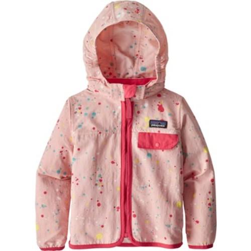 Baby Baggies Jacket - Feather Pink/Sequoia Splatter - Infants'