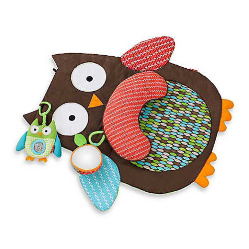 SKIP*HOP Treetop Friends Tummy Time Mat
