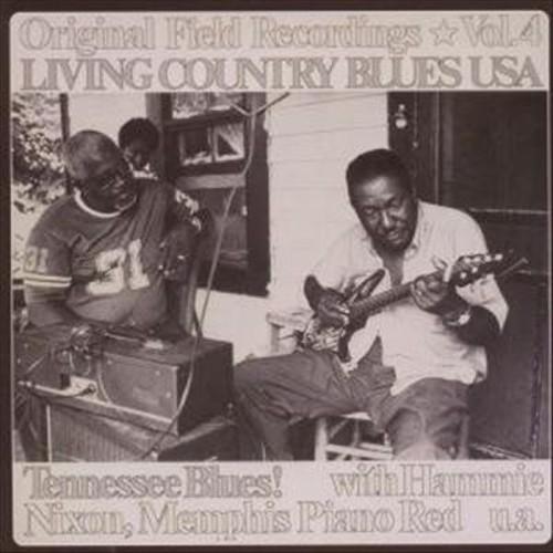 Living Country Blues USA, Vol. 4 [CD]