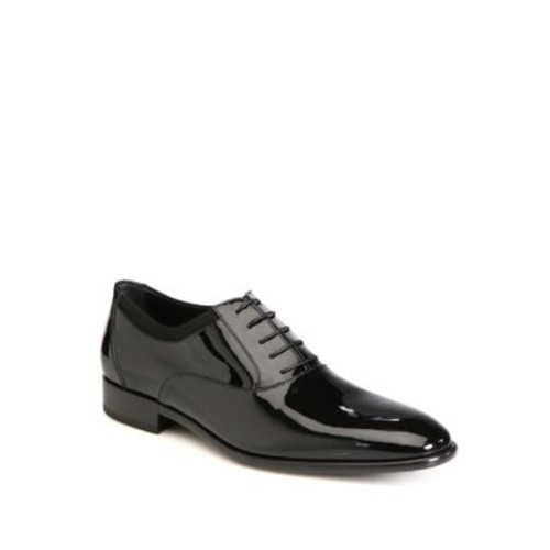 Aiden Patent Leather Oxfords