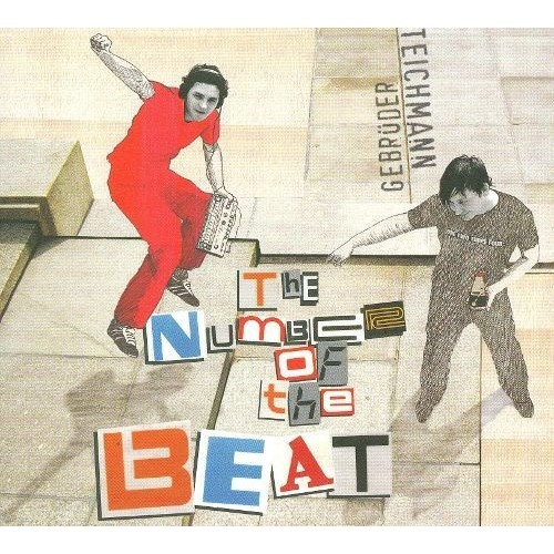 The Number of the Beat [CD]