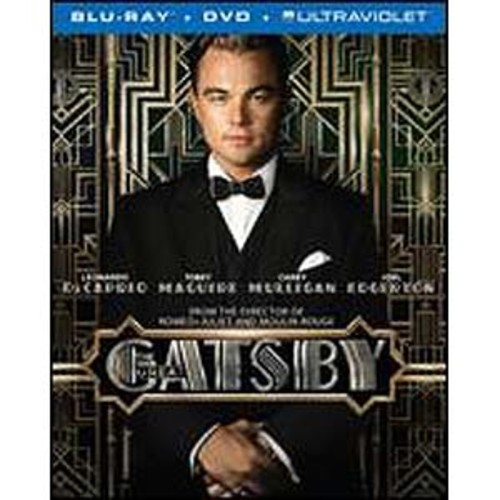 The Great Gatsby [2 Discs] [Includes Digital Copy] [UltraViolet] [Blu-ray/DVD]
