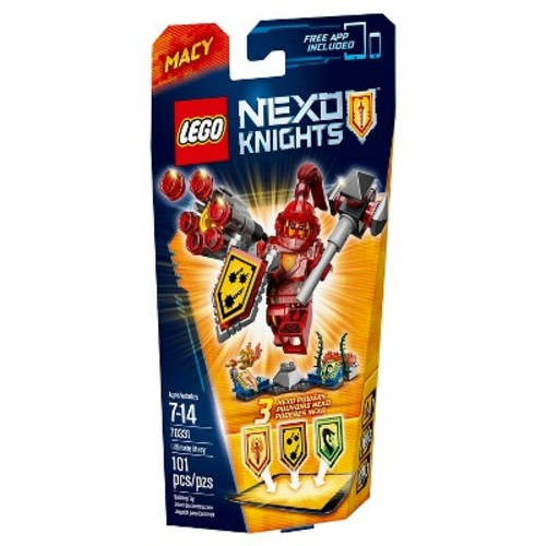 LEGO Nexo Knights 70331 - ULTIMATE Macy