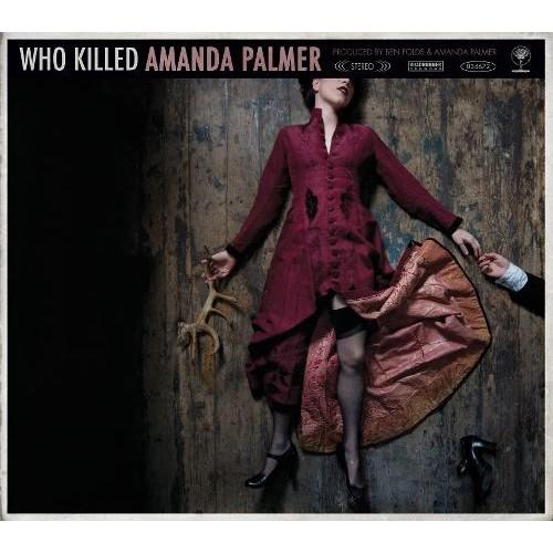 Who Killed Amanda Palmer [CD]