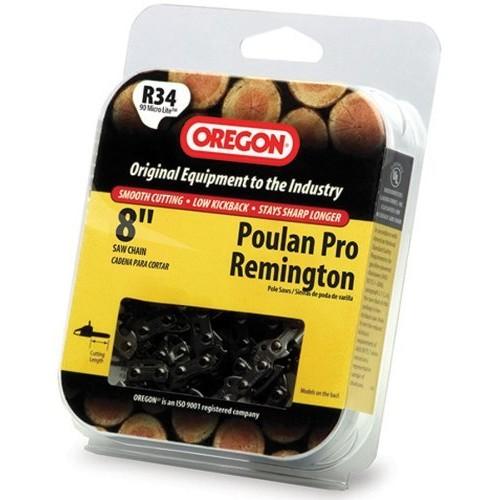 Oregon 8-Inch Micro Lite Chain Saw Chain Fits Poulan, Remington R34 [1]