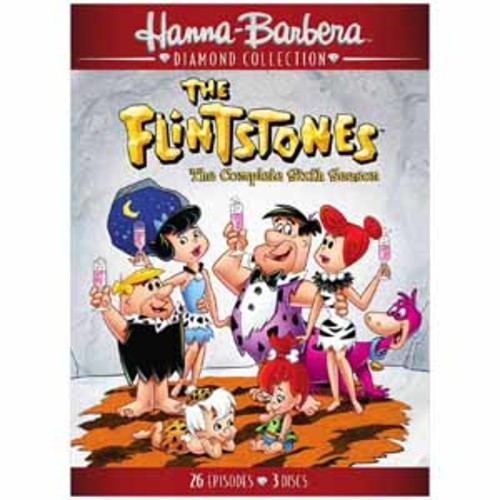 The Flintstones: The Complete Sixth Season [DVD]