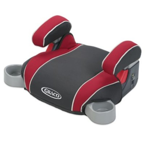 Graco Backless TurboBooster Car Seat in Chili Red