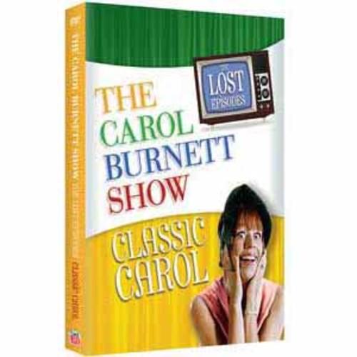 Carol Burnett Show/Dvd Tmel31846Dvd/Television