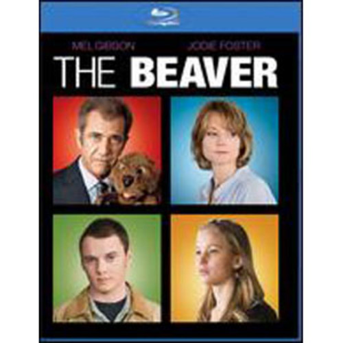The Beaver [Blu-ray] WSE DHMA/DD5.1