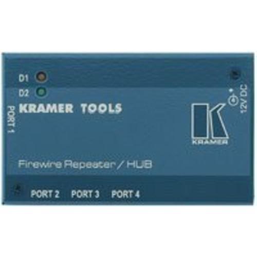 Kramer Electronics VS-4FW 4-Port FireWire Repeater / Hub