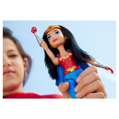 DC Super Hero Girls Training Wonder Woman Action Doll