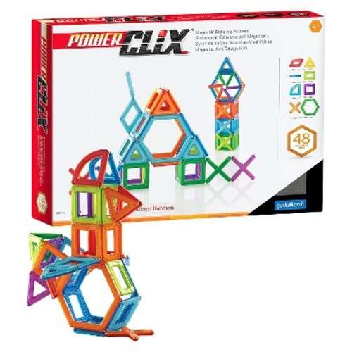 Guidecraft PowerClix Frames 48 Piece Set