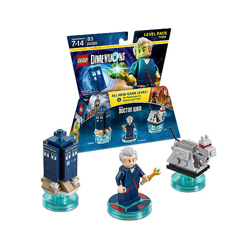 LEGO Dimensions Level Pack- Dr.Who