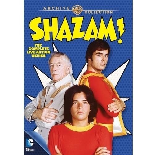 Shazam!: The Complete Live Action Series [3 Discs] [DVD]