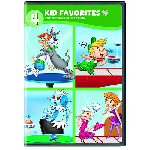 4 Kid Favorites: The Jetsons Collection [2 Discs] [DVD]