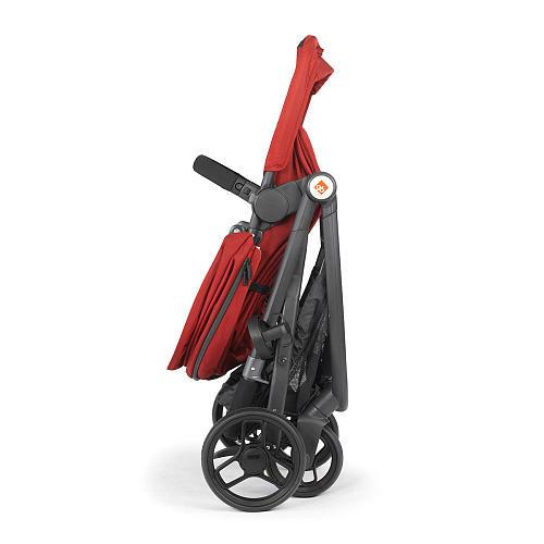 gb Lyfe Travel System Stroller - Merlot