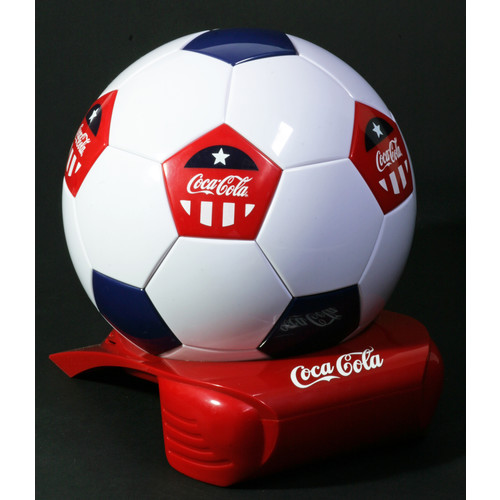 CCSB5 Coca-Cola Soccer Ball Cooler