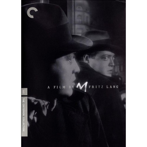 M [Criterion Collection] [2 Discs] [DVD] [1931]