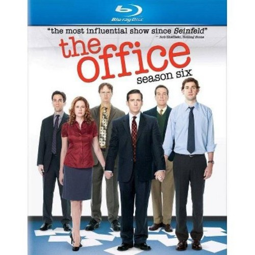 The Office: Season Six (Blu-ray Disc)