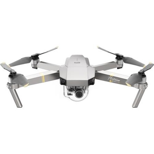 DJI Mavic Pro Platinum with Remote Controller With Free Accessory Bundle