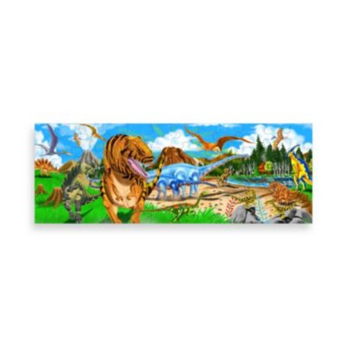Melissa and Doug Dinosaur Floor Puzzle