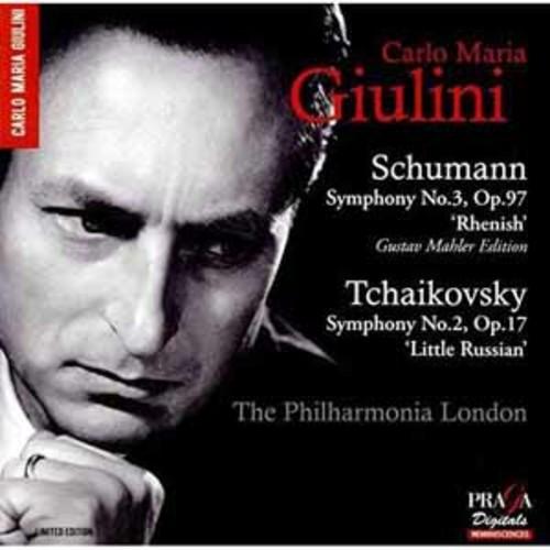 Symphony No.3 / Symphony Schumann / Tchaikovsky /