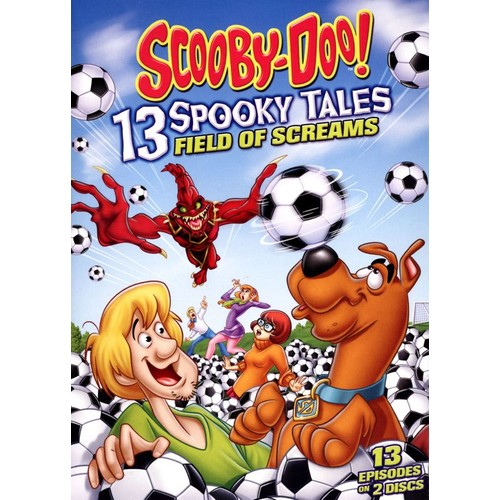 Scooby-Doo!: 13 Spooky Tales - Field of Screams [DVD]