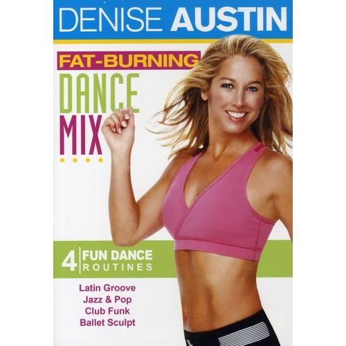 Denise Austin: Fat-Burning Dance Mix (DVD)