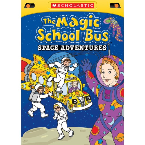 The Magic School Bus: Space Adventures [DVD]