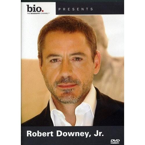 Biography: Robert Downey Jr.