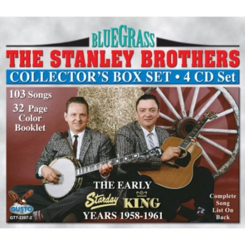 The Early Years 1958-1961 [CD]