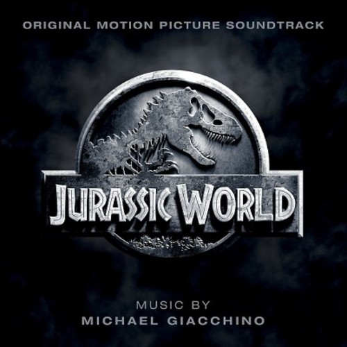 Michael Giacchino - Jurassic World (Original Motion Picture Soundtrack) (CD)