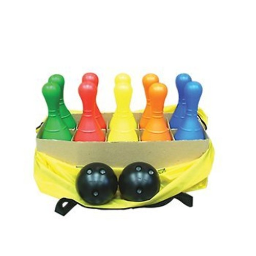 American Educational Products Plastic Bowling Set [1]