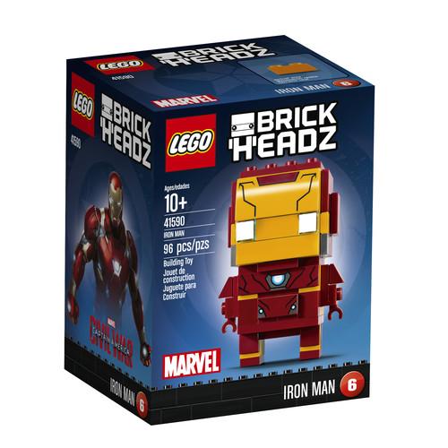 LEGO Brickheadz - Iron Man #41590